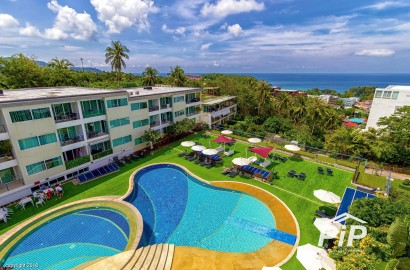 Foreign Freehold 1 Bedroom Apartment in Karon