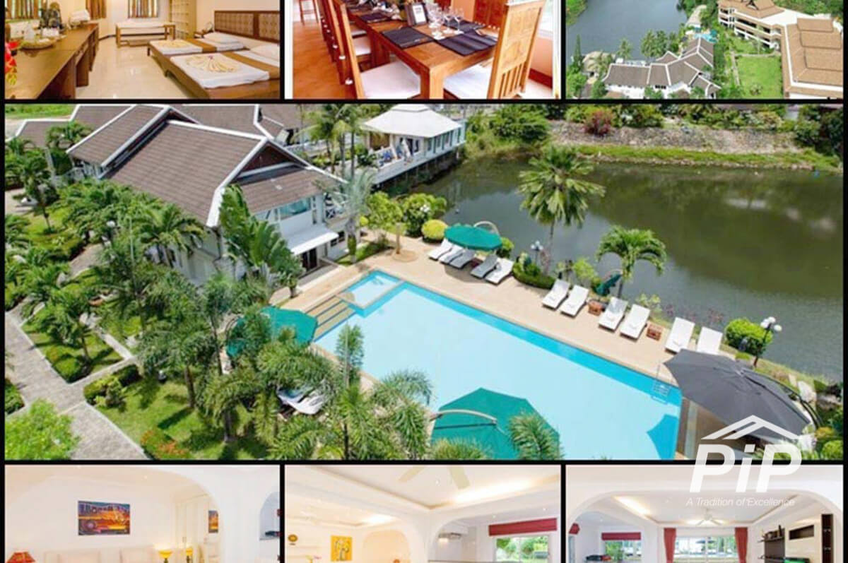 Golf Hotel for Sale