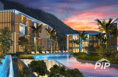 Luxury Resort with High-End Amenities for Sale