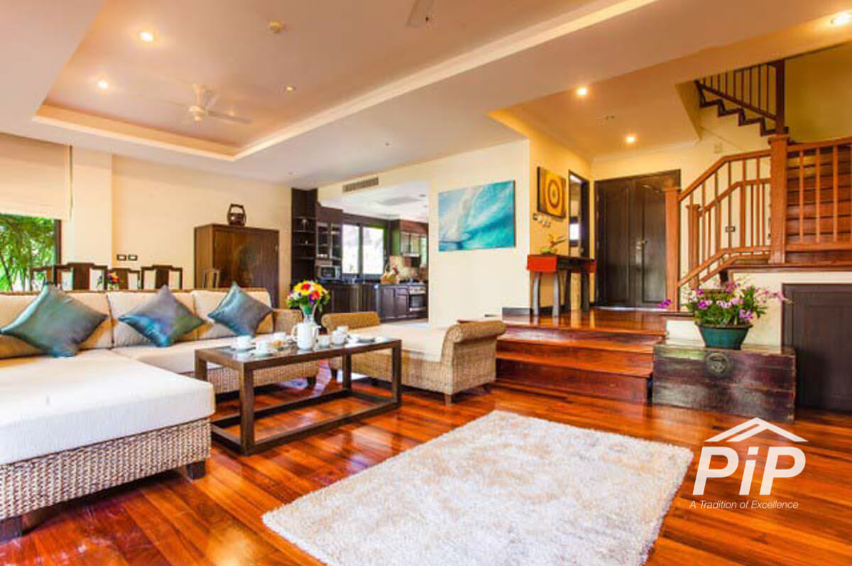 Two-Story Apartment for Sale